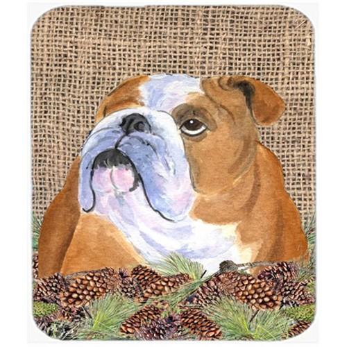 Carolines Treasures SS4082MP Bulldog English Mouse Pad Hot Pad Or Trivet