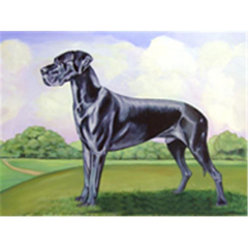 Carolines Treasures 7245MP 8 x 9.5 in. Great Dane Mouse Pad Hot Pad or Trivet