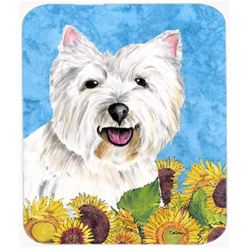 Carolines Treasures SC9070MP Westie Mouse Pad Hot Pad Or Trivet