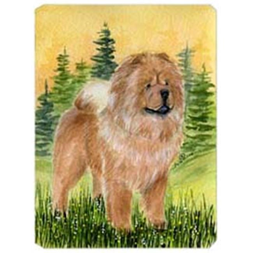 Carolines Treasures SS7004MP 8 x 9.5 in. Chow Chow Mouse Pad Hot Pad or Trivet