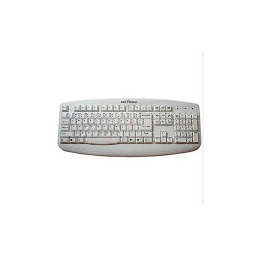 Seal Shield Stwk503 Silver Stormtm Medical Grade Keyboard