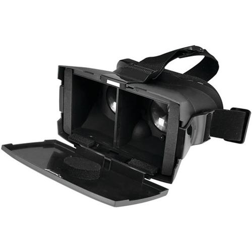 Pyle Pro PLV3D15 3D VR Headset Glasses Black