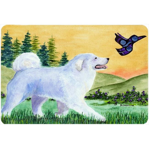 Carolines Treasures SS8241MP Great Pyrenees Mouse Pad Hot Pad Or Trivet