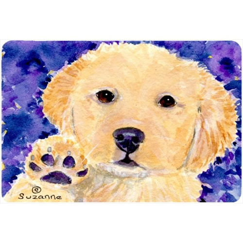 Carolines Treasures SS8903MP Golden Retriever Mouse pad hot pad or trivet