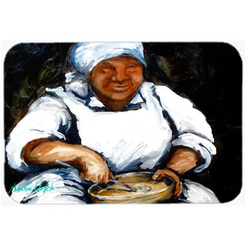 Carolines Treasures MW1087MP Hot Water Cornbread Mouse Pad Hot Pad or Trivet