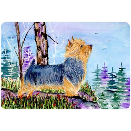 Carolines Treasures SS8678MP Norwich Terrier Mouse pad hot pad or trivet
