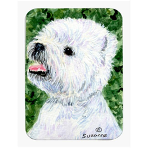 Carolines Treasures SS8802MP Westie Mouse Pad & Hot Pad Or Trivet
