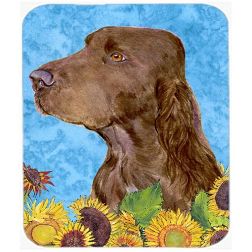 Carolines Treasures SS4159MP Field Spaniel Mouse Pad Hot Pad or Trivet