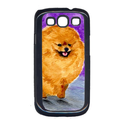 Carolines Treasures SS8681GALAXYSIII Pomeranian Cell Phone Cover Galaxy S111