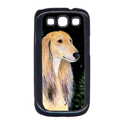 Carolines Treasures SS8485GALAXYSIII Starry Night Saluki Cell Phone Cover Galaxy S111