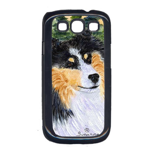 Carolines Treasures SS8140GALAXYSIII Sheltie Cell Phone Cover Galaxy S111
