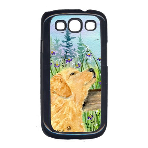 Carolines Treasures SS8883GALAXYSIII Golden Retriever Galaxy S111 Cell Phone Cover