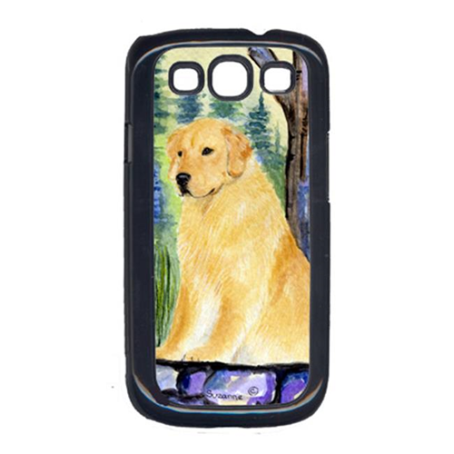 Carolines Treasures SS8111GALAXYSIII Golden Retriever Galaxy S111 Cell Phone Cover