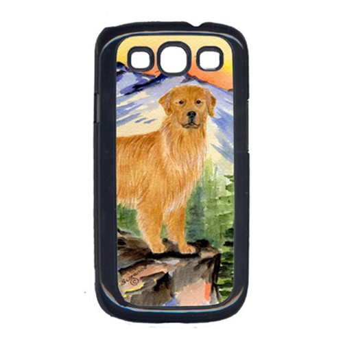 Carolines Treasures SS8163GALAXYSIII Golden Retriever Galaxy S111 Cell Phone Cover