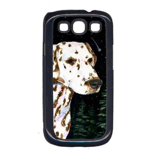 Carolines Treasures SS8518GALAXYSIII Starry Night Dalmatian Galaxy S111 Cell Phone Cover