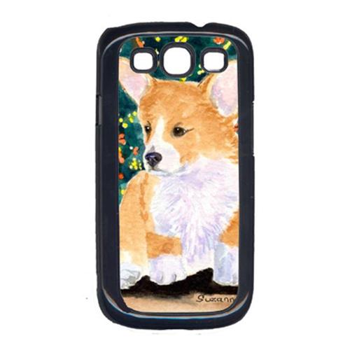 Carolines Treasures SS8967GALAXYSIII Corgi Galaxy S111 Cell Phone Cover