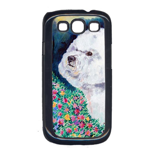 Carolines Treasures 7225GALAXYSIII Bichon Frise in the flowers Cell Phone Cover Galaxy S111