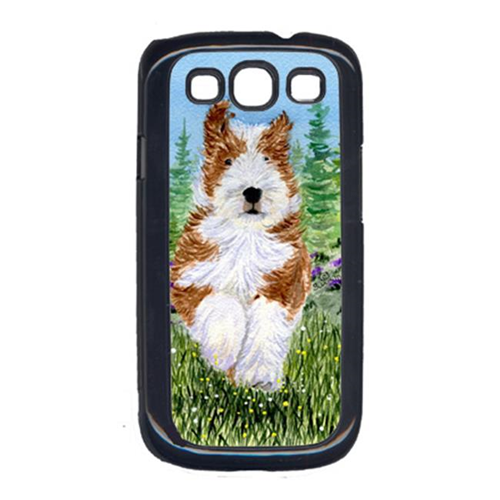 Carolines Treasures SS8320GALAXYSIII Bearded Collie Cell Phone Cover Galaxy S111