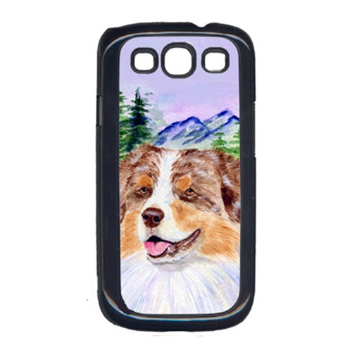 Carolines Treasures SS8001GALAXYSIII Australian Shepherd Cell Phone Cover Galaxy S111