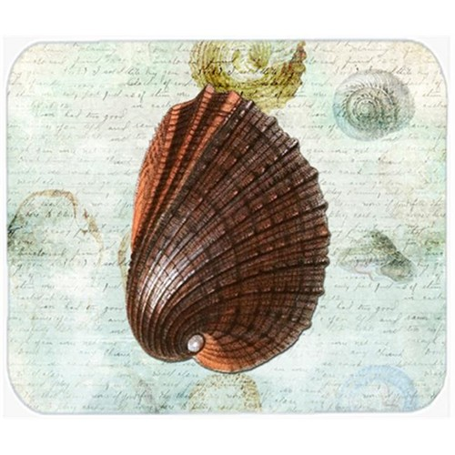 Carolines Treasures SB3032MP 9.5 x 8 in. Shells Mouse Pad Hot Pad Or Trivet
