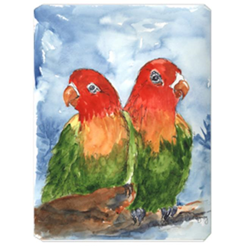 Carolines Treasures KR9008MP 9.5 x 8 in. Bird - Sun Conyer Mouse Pad Hot Pad Or Trivet