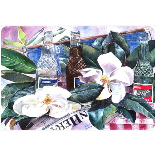 Carolines Treasures 1009MP 9.25 x 7.75 in. Barqs and Magnolia Mouse pad