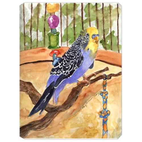 Carolines Treasures KR9002MP 9.5 x 8 in. Bird - Budgie Mouse Pad Hot Pad Or Trivet