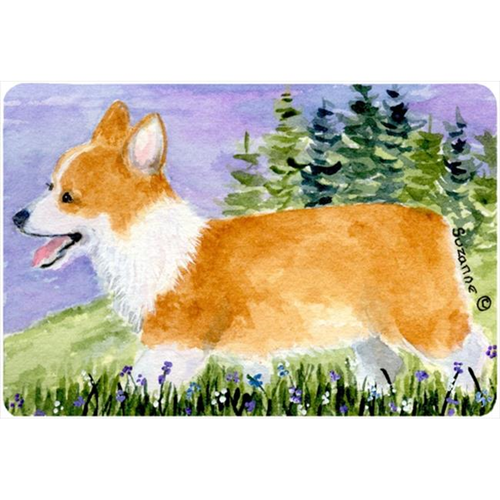 Carolines Treasures SS8912MP Corgi Mouse Pad Hot Pad Or Trivet