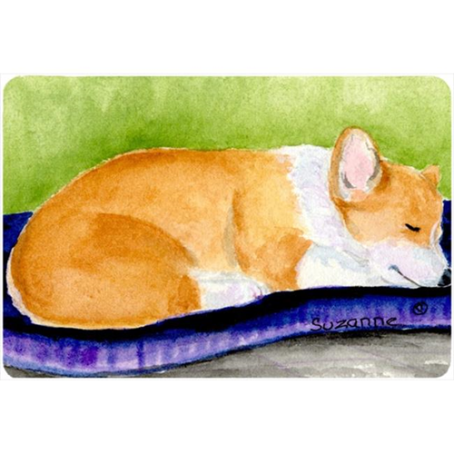 Carolines Treasures SS8920MP Corgi Mouse Pad Hot Pad Or Trivet