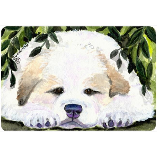 Carolines Treasures SS8944MP Golden Retriever Mouse Pad Hot Pad Or Trivet