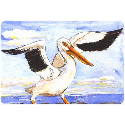 Carolines Treasures KR9037MP Bird - Pelican Mouse Pad Hot Pad Or Trivet