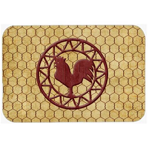 Carolines Treasures SB3085MP 7.75 x 9.25 In. Rooster Chicken Coop Mouse Pad Hot Pad Or Trivet