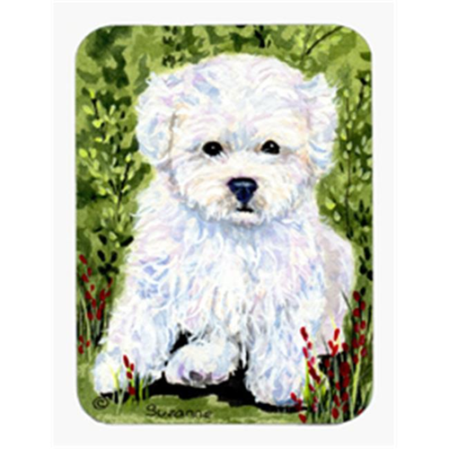 Carolines Treasures SS8913MP Bichon Frise Mouse Pad & Hot Pad & Trivet
