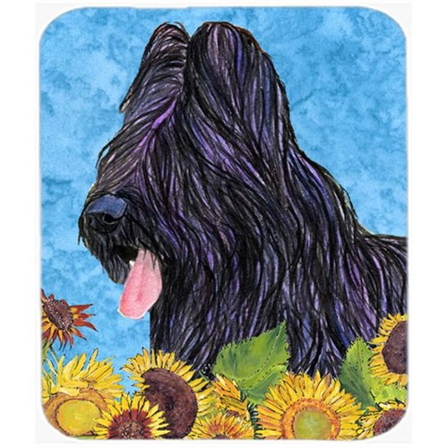 Carolines Treasures SS4123MP Briard Mouse Pad Hot Pad or Trivet