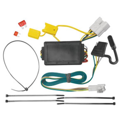 Tow Ready 118449 T-One Connector Assembly With Circuit Protected Modulite Module 3.98 x 2.88 x 8.88 in.