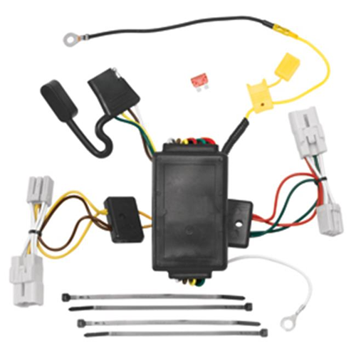 Tow Ready 118476 T-One Connector Assembly With Upgraded Circuit Protected Modulite Module 3.98 x 4.75 x 8.88 in.