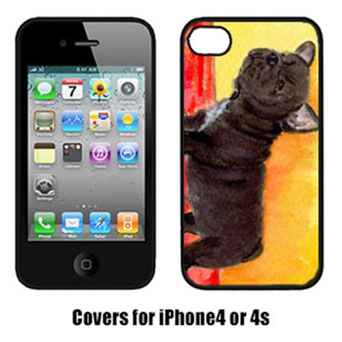 Carolines Treasures SS8869IP4 French Bulldog Iphone 4 Cover