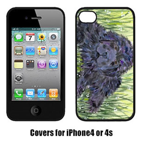 Carolines Treasures SS8872IP4 Newfoundland Iphone 4 Cover