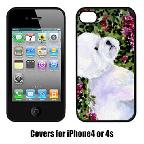 Carolines Treasures SS8917IP4 Bichon Frise Iphone 4 Cover
