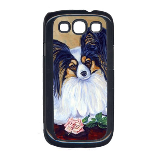 Carolines Treasures 7037GALAXYSIII Papillon A Rose For You Cell Phone Cover Galaxy S111