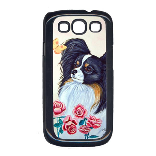 Carolines Treasures 7236GALAXYSIII Papillon Cell Phone Cover Galaxy S111
