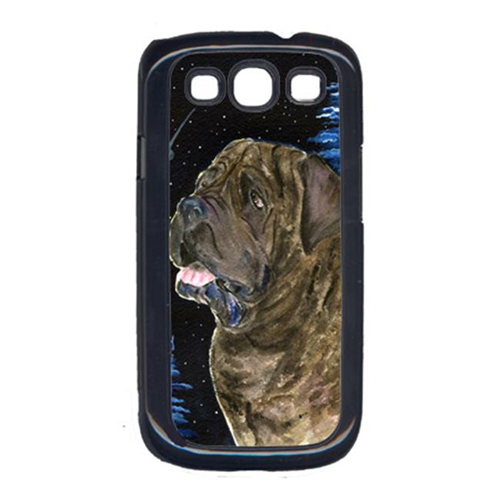Carolines Treasures SS8463GALAXYSIII Starry Night Mastiff Cell Phone Cover Galaxy S111
