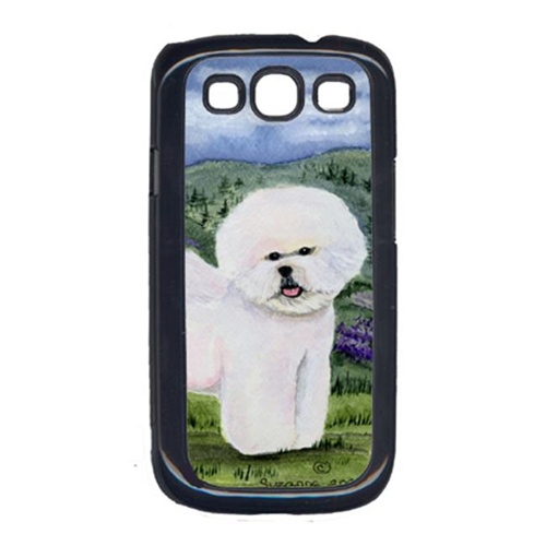 Carolines Treasures SS8025GALAXYSIII Bichon Frise Cell Phone Cover Galaxy S111