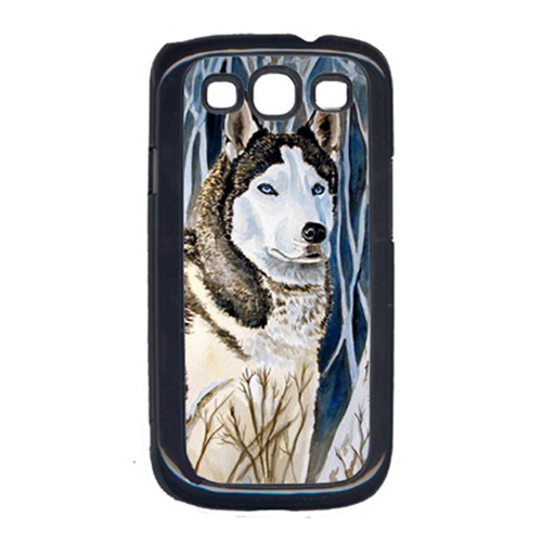 Carolines Treasures 7137GALAXYSIII Siberian Husky Cell Phone Cover Galaxy S111