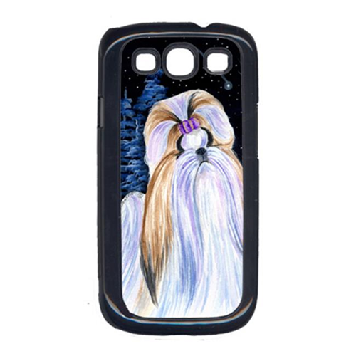 Carolines Treasures SS8381GALAXYSIII Starry Night Shih Tzu Cell Phone Cover Galaxy S111