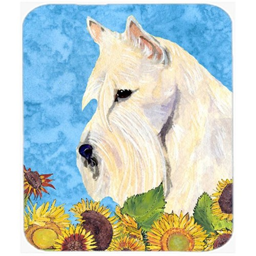 Carolines Treasures SS4164MP Scottish Terrier Mouse Pad Hot Pad or Trivet