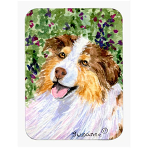Carolines Treasures SS8819MP Australian Shepherd Mouse Pad & Hot Pad Or Trivet