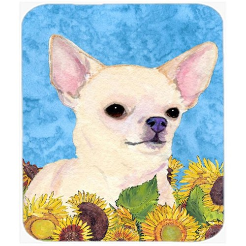 Carolines Treasures SS4241MP Chihuahua Mouse Pad Hot Pad or Trivet