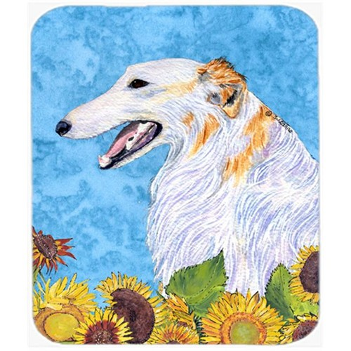Carolines Treasures SS4244MP Borzoi Mouse Pad Hot Pad or Trivet