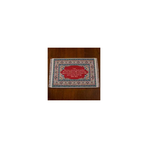 Lukas Media 184536 Mouse Pad-John 15 - 5-Carpet